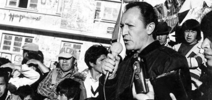 Marcelo Quiroga Santacruz, dirigente socialista asesinado en el golpe de 1980