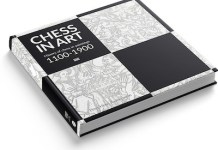 Portada del libro 'Chess in arts'