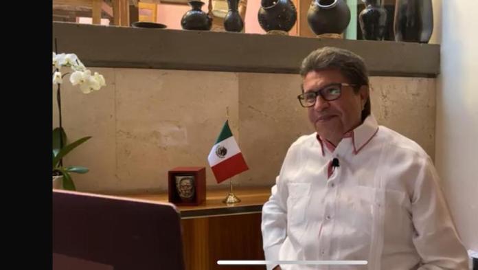 Ricardo Monreal Ávila senador México