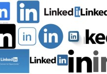 linkedin logotipos