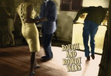 Dylan Rough and Rowdy Ways carátula