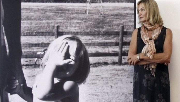 Jessica Lange en su faceta de fotógrafa