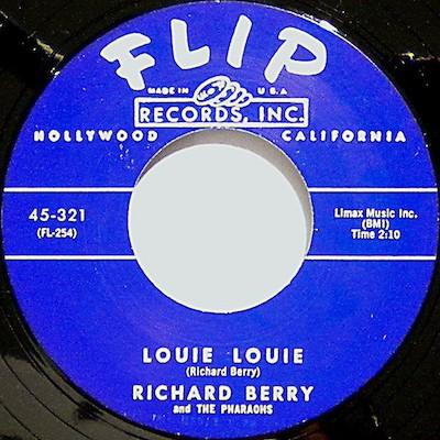 Louie Louie RBerry