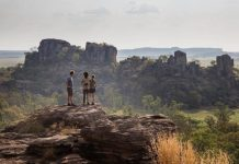 Australia con guías indígenas