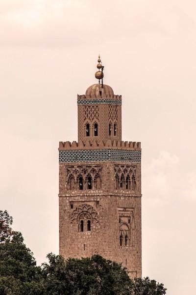 G Piña-Rosales Koutoubia Marrakech