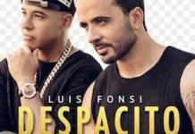Luis Fonsi Despacito carátula