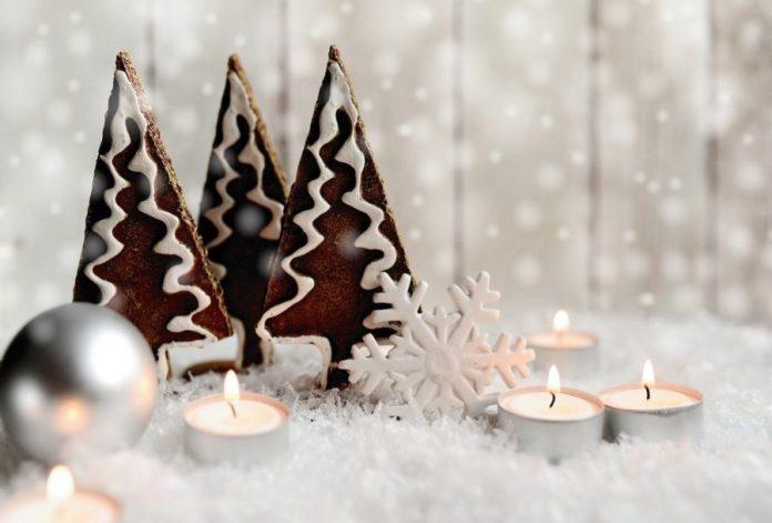 Adornos fiestas navidades