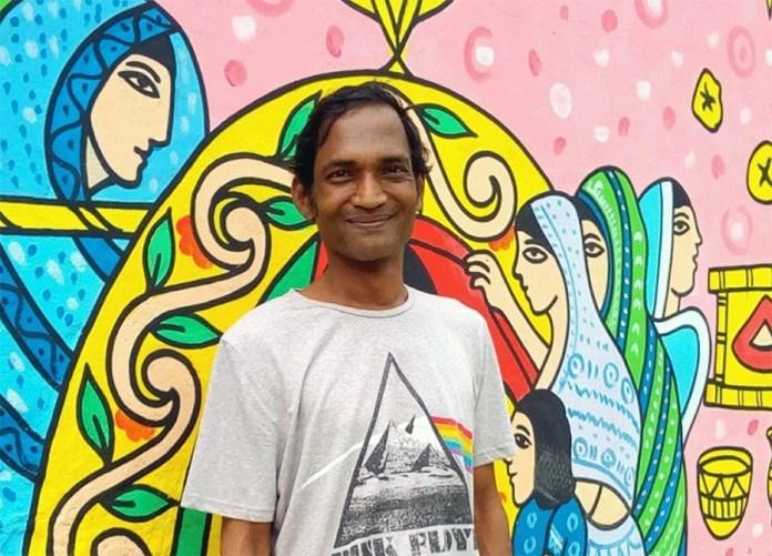 Ahmed Kabir Kishore dibujanta Bangladesh
