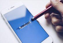 Redes sociales marcar facebook