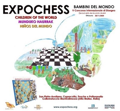 EXPOCHESS 2020 ajedrez jóvenes