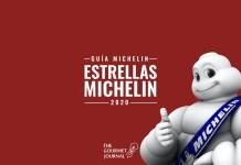 Guia estrellas Michelin 2020