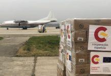 AECID ayuda humanitaria Honduras