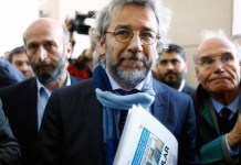 Can Dudar periodista turco
