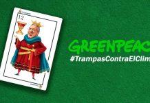 Greenpeace Florentino Pérez FB