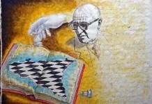 Dibujo de Bufalino y su relación con el ajedrez