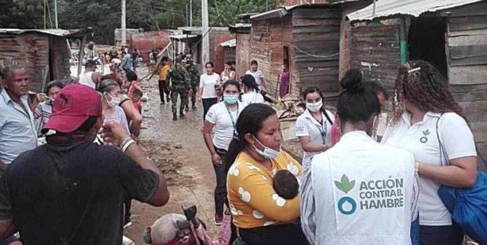 Acción contra el hambre Colombia