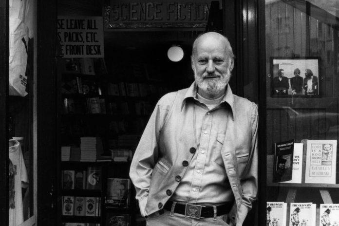 Lawrence Ferlinghetti librería San Francisco