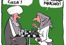 Viñeta del caricaturista francés Patrick Pinter