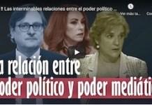 poder político y mediático banner