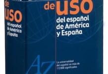 Diccionario de uso del español de América y España