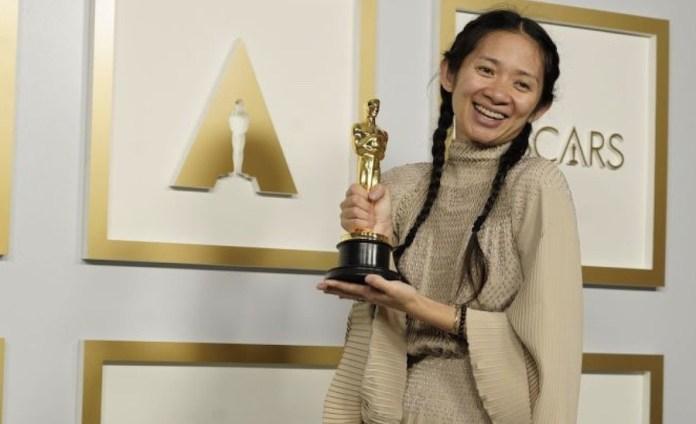 Chloé Zhao premios Oscar
