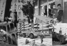 Gervasio Sánchez álbum de posguerra fotogramas