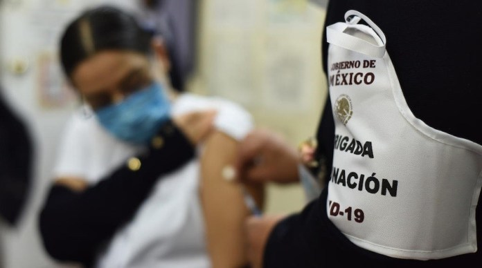 México: brigada Correcaminos anti-COVID