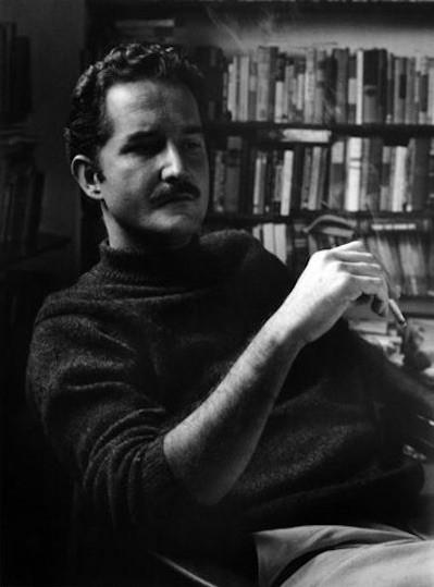 Carlos Fuentes en México