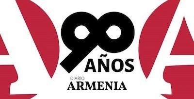 Diario Armenia noventa años