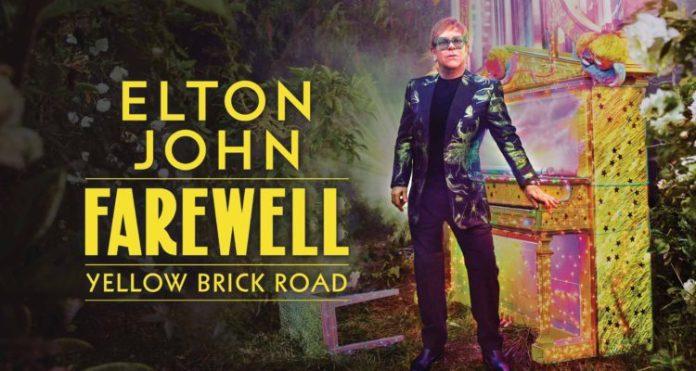 Elton John gira 2021