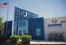 Southwest Universidad El Paso Texas EEUU
