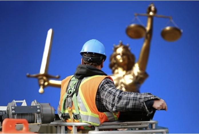 trabajo justicia laboral accidentes
