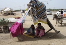 Acnur Jacobabad Paquistán