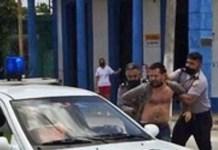 Detención de Arian González en Cuba JUL2021