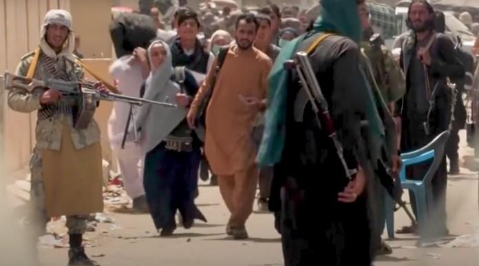 Kabul controles del Talibán AGO2021