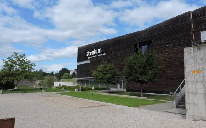 Museo ArqueológicoLaténium