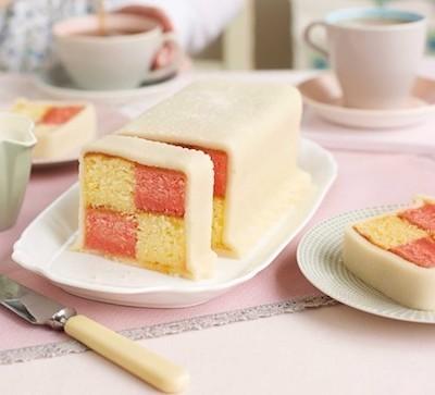 Battenberg Cake original