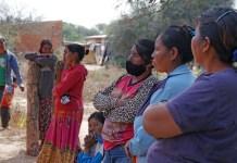 OMS | OPS 2021: Mujeres indígenas en Paraguay esperan recibir la vacuna contra la COVID-19