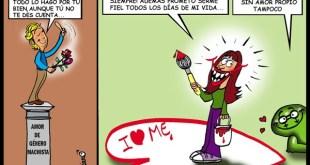 """Machismo y """"Santa Valentina"""""""