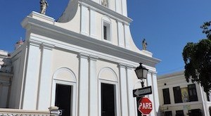 Puerto Rico, catedral