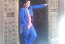 Adriana Hurtado, presidenta de Fecolper