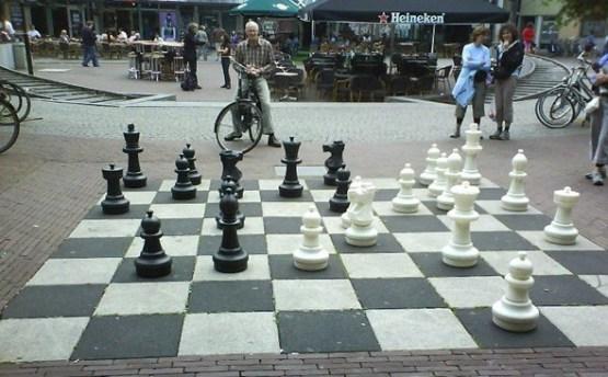 Ajedrez-calles-Amsterdam