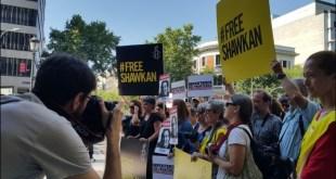 La agonía de la sentencia del fotoperiodista egipcio Shawkan se traslada al 8 de septiembre