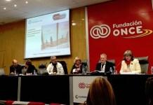 Mesa de abogados y especialistas sobre el síndrome por el medicamento Agreal organizado por el bufete Almodóvar-Jara