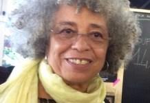La histórica activista de los derechos civiles de Estados Unidos, Angela Davis. Crédito: A.D. McKenzie