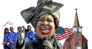 "En la muerte de Aretha Franklin, la ""reina del soul"""