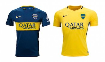 Boca Juniors con Qatar Airways