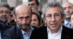 Los periodistas turcos Ilhan Tanir y Can Dundar, en busca y captura
