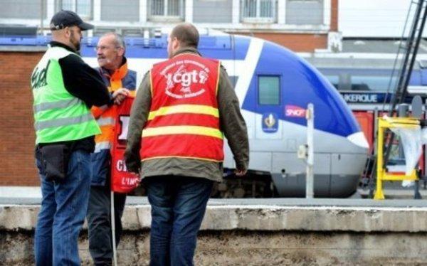 CGT SNCF