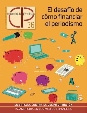 Cuadernos de Periodistas Portada 36